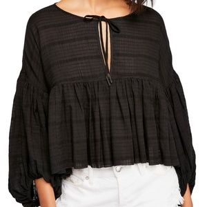 FREE PEOPLE Beaumont Mews Blouse, Main, color, 650